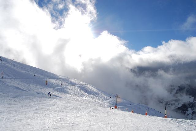 スキー ゲレンデ